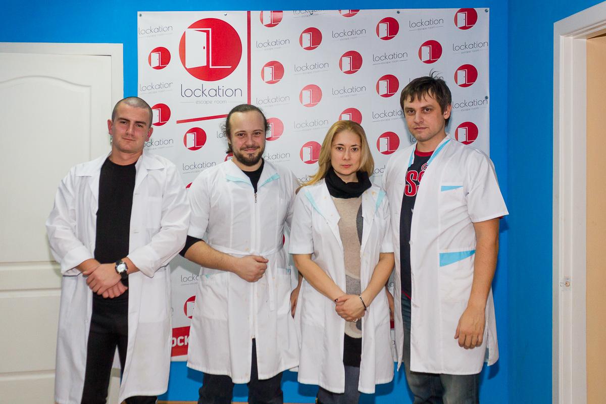 Секретная лаборатория квест 6