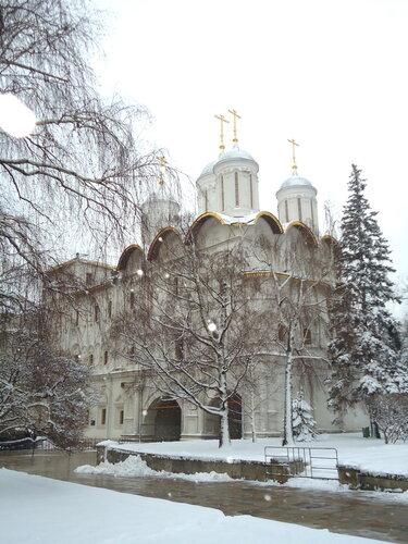 г Москва. Благовещенский Собор