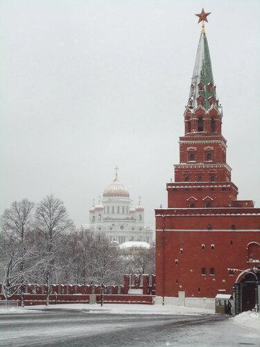 г Москва. Кремль