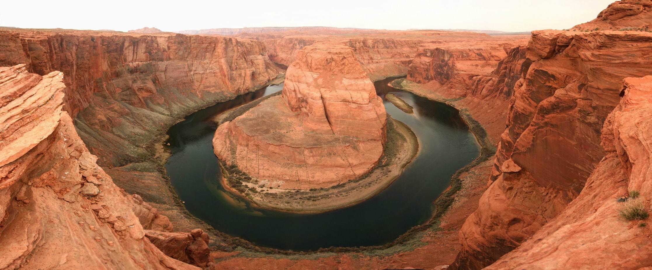 Horseshoe Bend, Colorado River, Arizona, USA