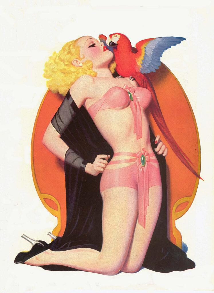 Enoch Bolles Film Fun cover, 1936
