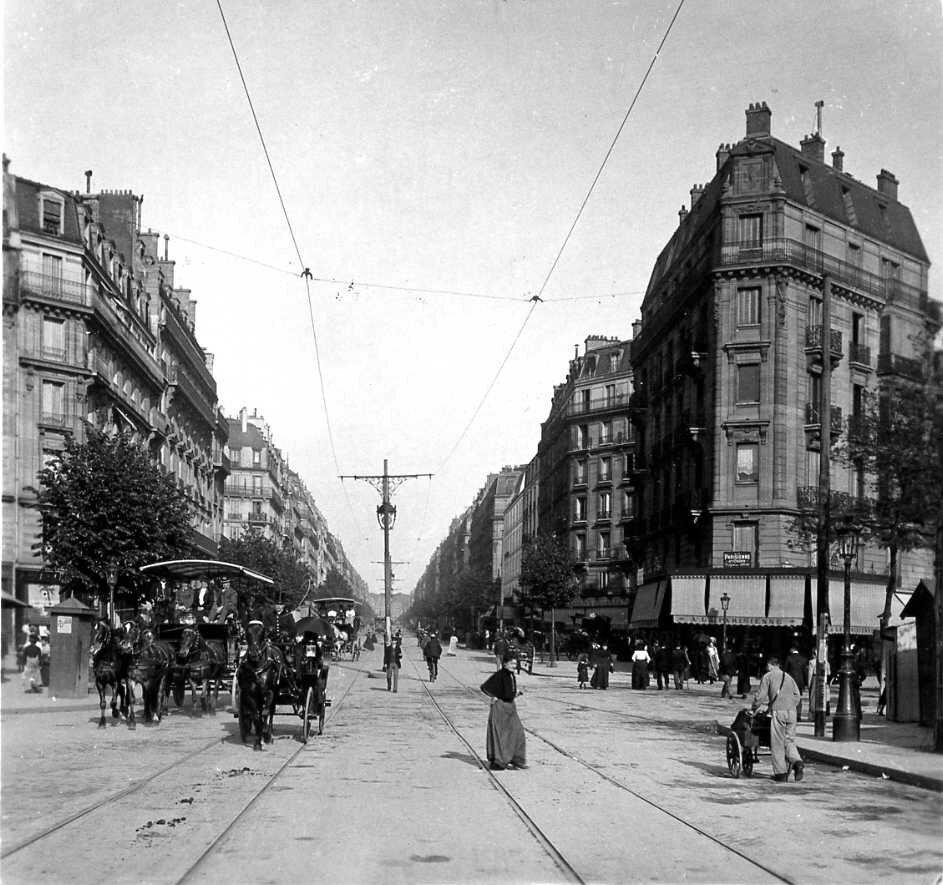 1904. Авеню Республики