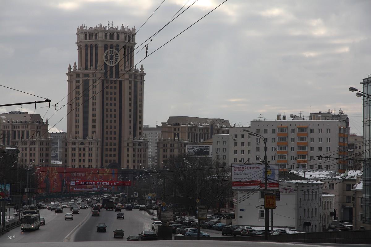 Бизнес-центр «Павелецкая-Плаза»