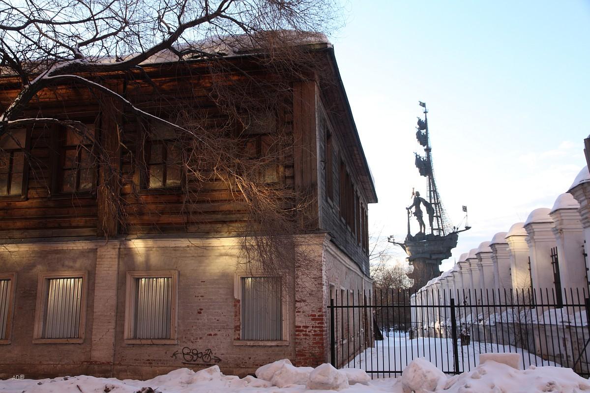 Дом семейства Третьяковых
