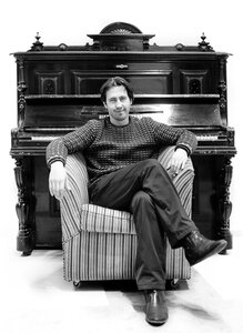 Игорь Растеряев: галерея черно-белых портретов фотографа Кирилла Кузьмина. фотографии