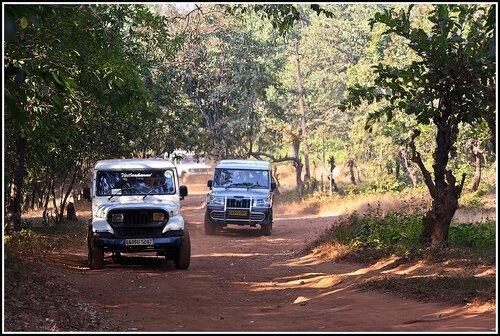индийские джипы