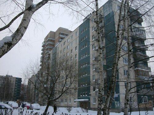 ул. Маршала Захарова 29к3