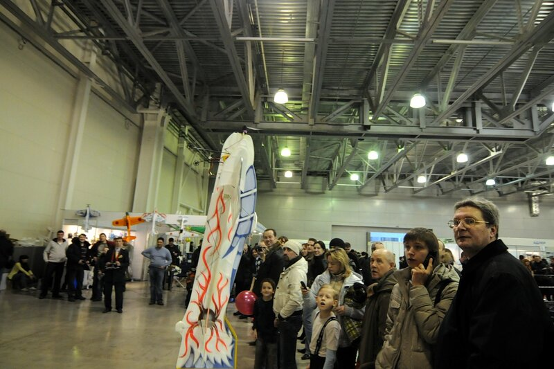 Moscow Hobby Expo 2011