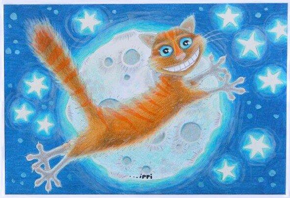 Paulina Rogalska, Радостный кот