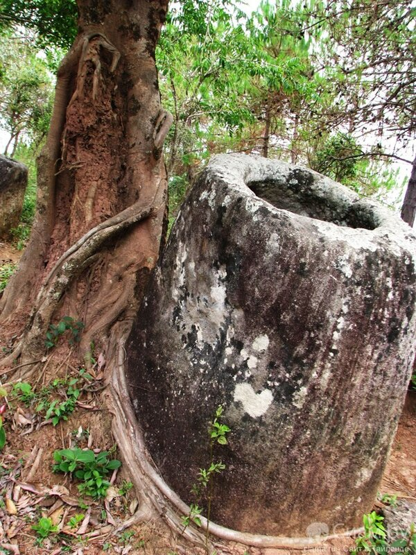 Долина кувшинов, Лаос, провинция Сиангкхуанг