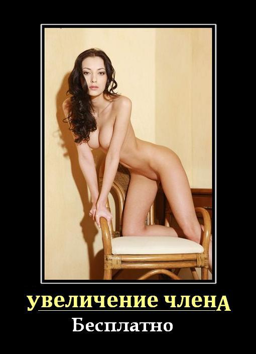 Большая подборка эротических демотиваторов (180 фото)