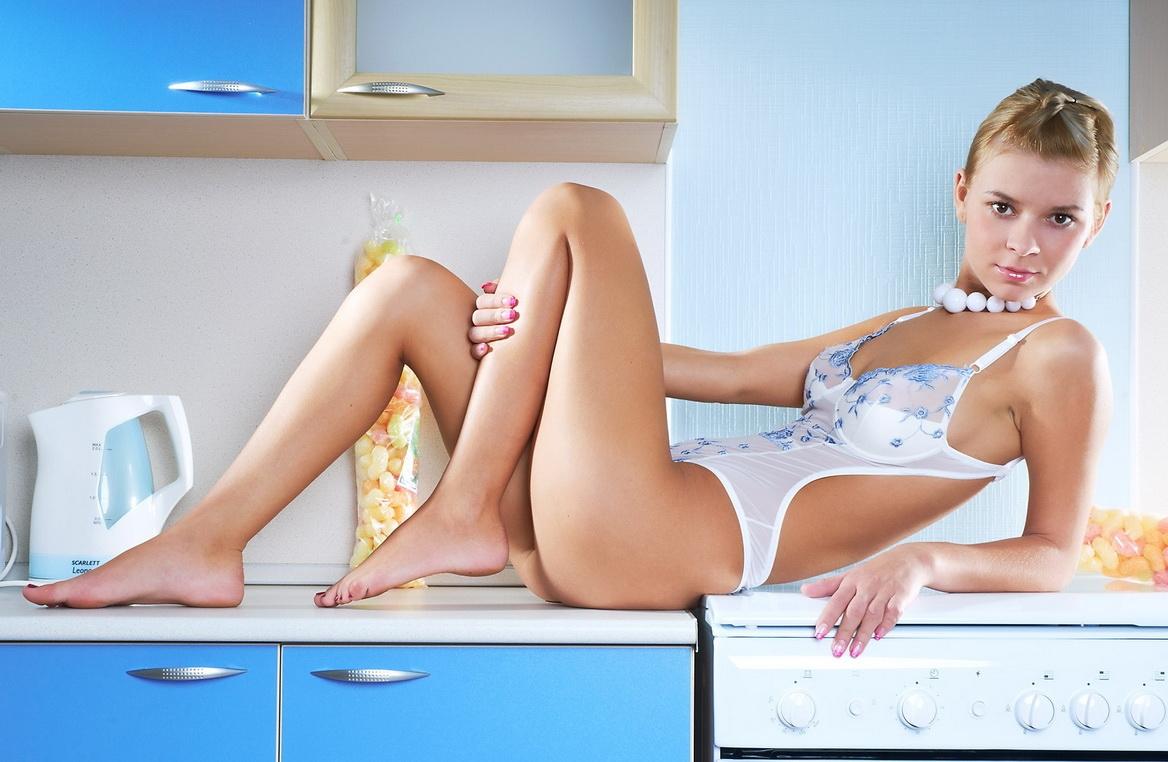 Место женщины - на кухне! (20 фото)