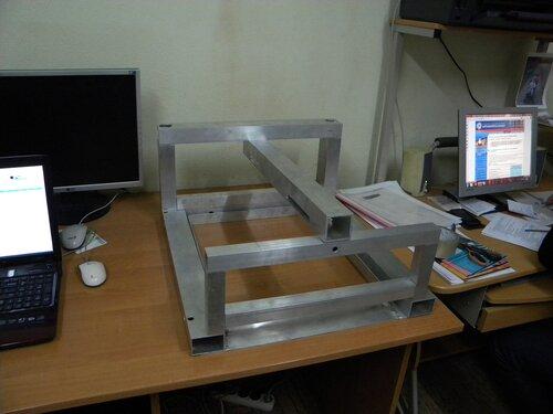 печатная секция для ручного принтера РПШ - 01