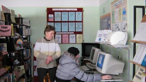 Поиск информации в интернете стало обычным делом для жителей Рябчей.