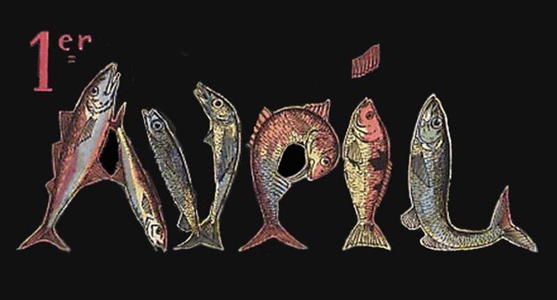 1 апреля. Рыбы.