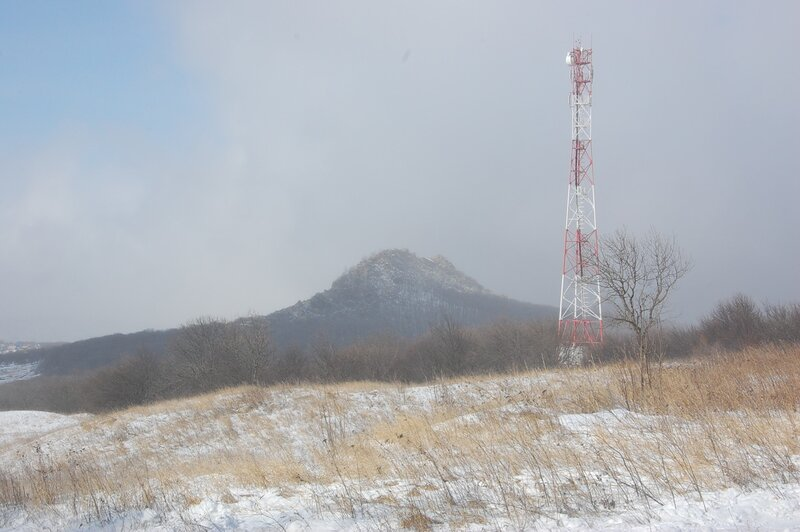 Бештау 23 февраля 2011