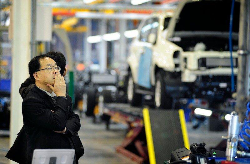 Как собирают автомобили SsangYong