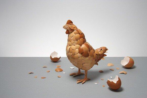 яичная курица