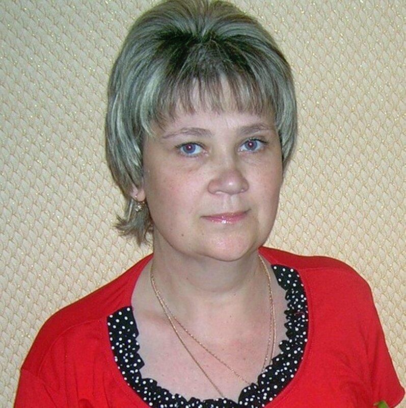Валентина Перебатова.