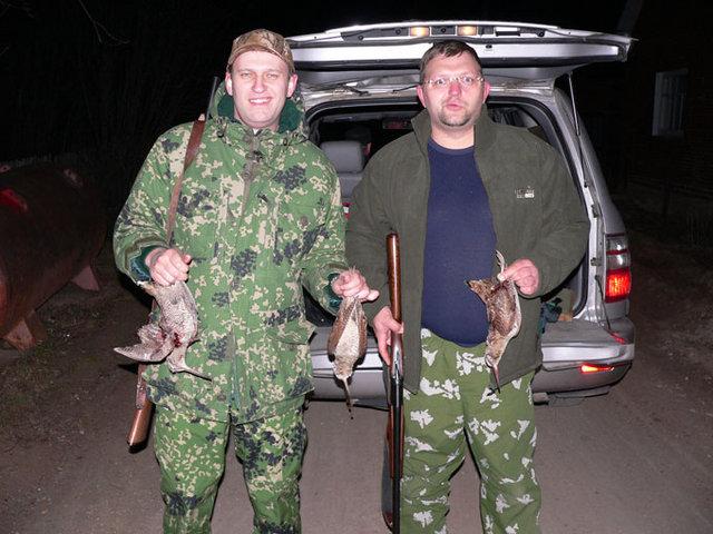Навальный и Белых