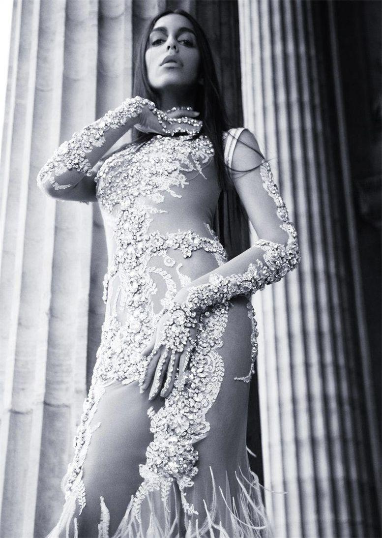 модель Лиа Ти / Lea T., фотограф Carlotta Manaigo