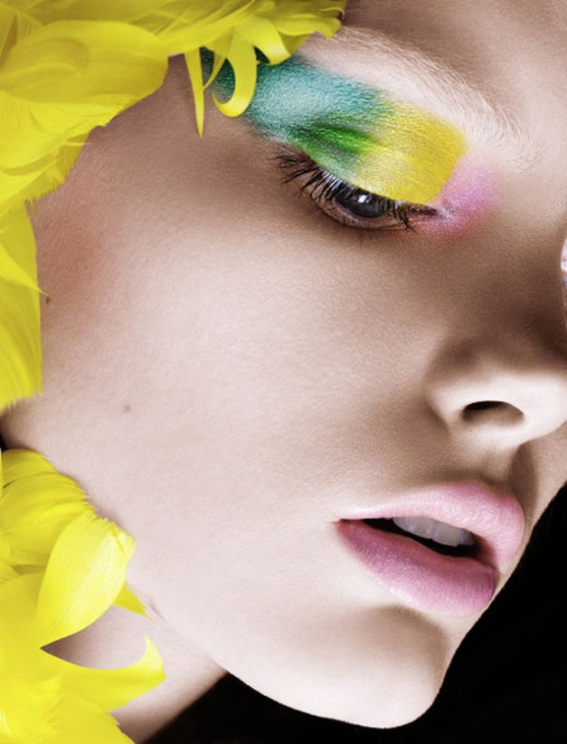 модель Хелен Десметре / Helene Desmettre, фотограф Felix Lammers