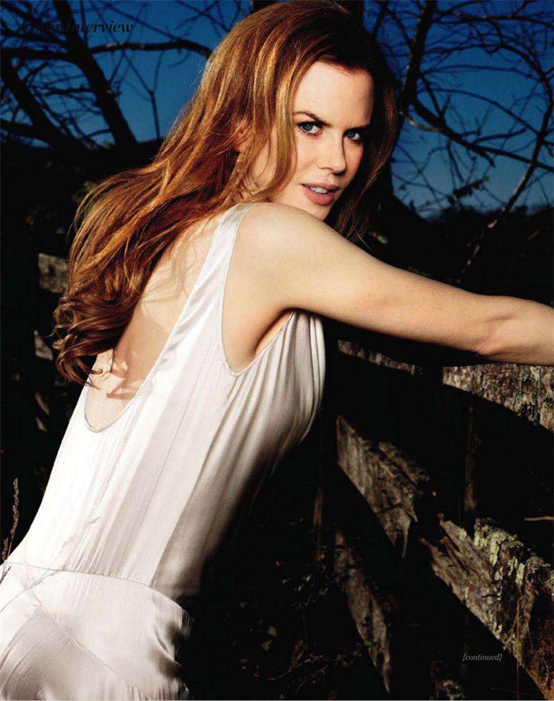 модель Николь Кидман / Nicole Kidman, фотограф Matthias Vriens-McGrath