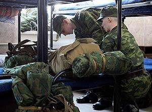 Всего в 2010 году разыскано 3224 «уклониста» от воинской службы
