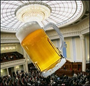 Депутаты Госдумы приравняли пиво к водке