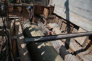 Во Владивостоке реконструкция сети водоотведения выполнена на 45 процентов