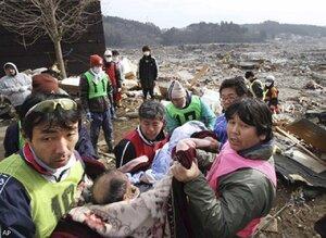 Число погибших в Японии превысило 9 тысяч человек