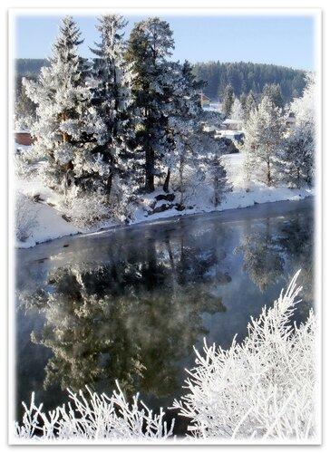 Река Тура...