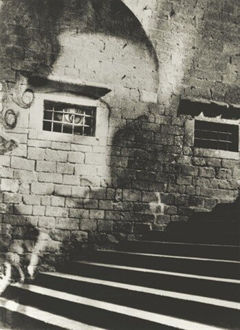 """Kati Horna """"Staircase to the Cathedral"""""""