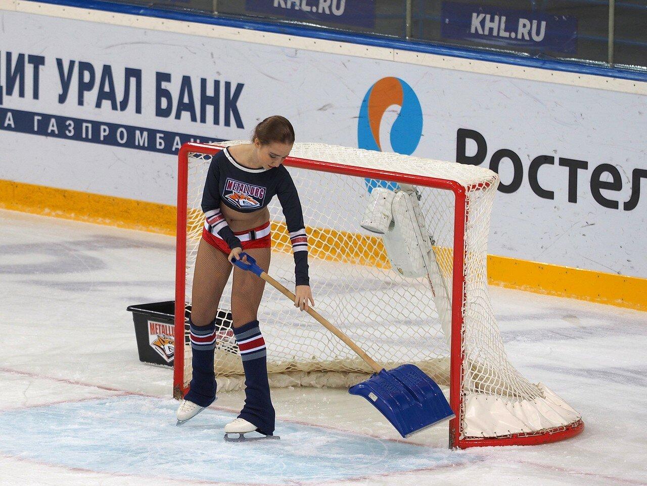 12Металлург - Металлург Новокузнецк 20.09.2015