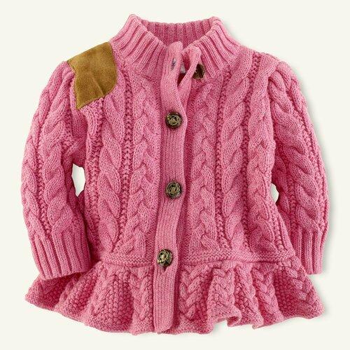 欣赏儿童针织毛衣 - maomao - 我随心动