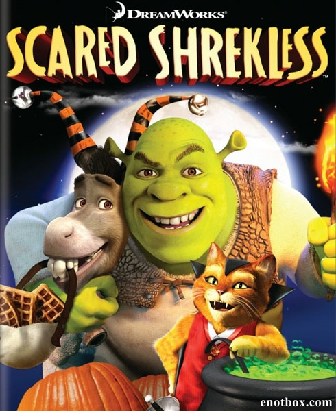 Шрек: Хэллоуин / Scared Shrekless (2010/BDRip/HDTV/HDTVRip)