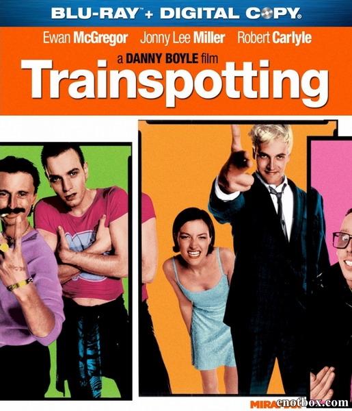 На игле / Trainspotting (1996/BDRip/HDRip)