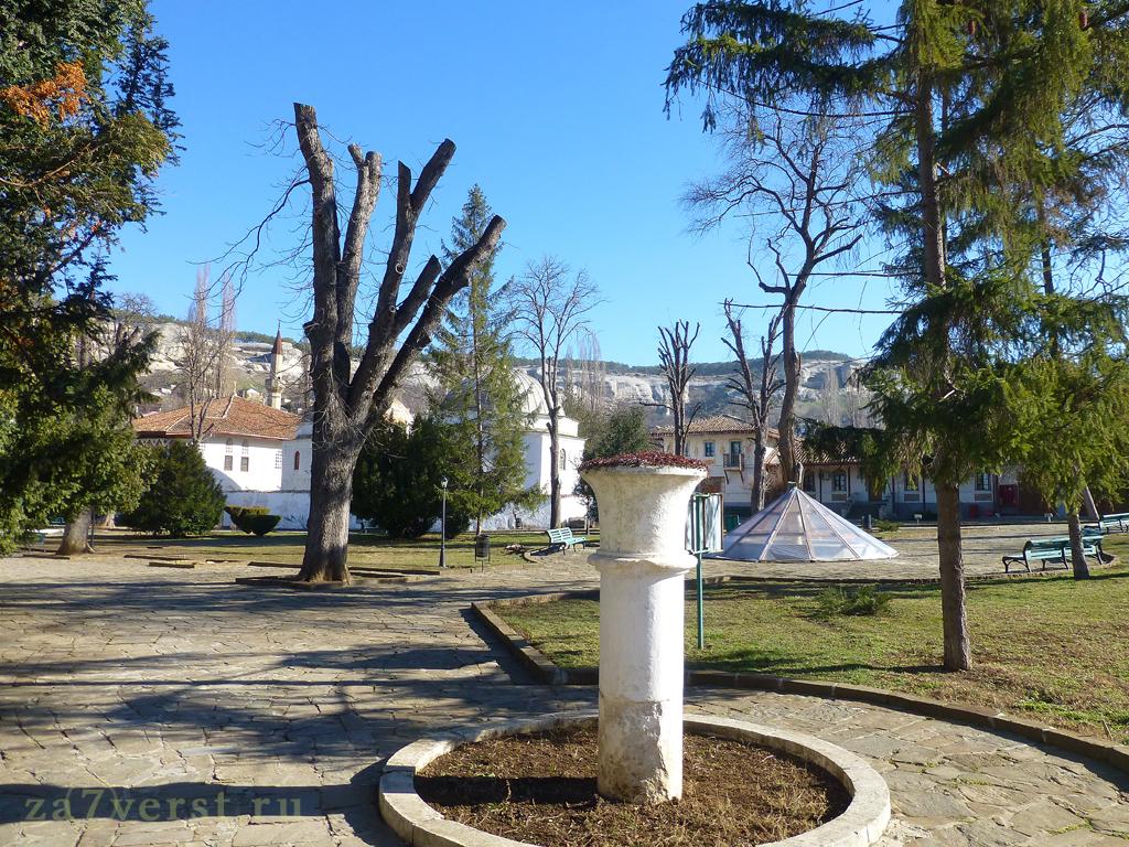 Бахчисарай, Ханский дворец, двор