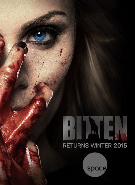 Укушенная / Bitten (2 сезон/2015/WEB-DLRip)