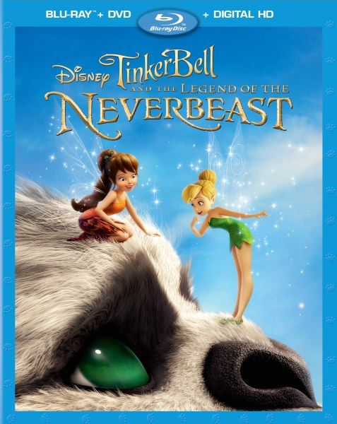 Феи: Легенда о чудовище / Legend of the NeverBeast (2014) BDRip 1080p/720p + HDRip