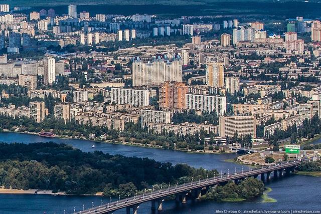 Красивые фотографии Киева с высоты птичьего полета 0 12d0ee 4224a77d orig