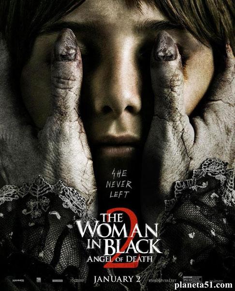 Женщина в черном 2: Ангел смерти / The Woman in Black 2: Angel of Death (2014/WEB-DL/WEB-DLRip)