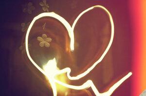 Огонь в сердце