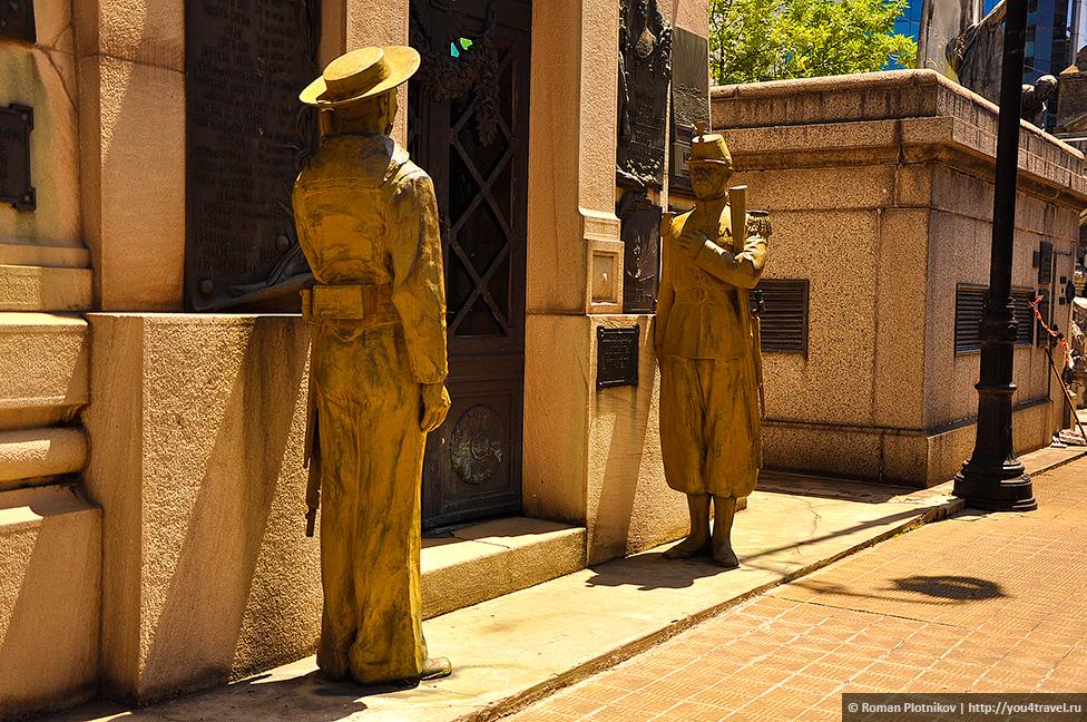 0 3eb800 b602c081 orig День 415 419. Реколета: кладбищенские истории Буэнос Айреса (часть 2)