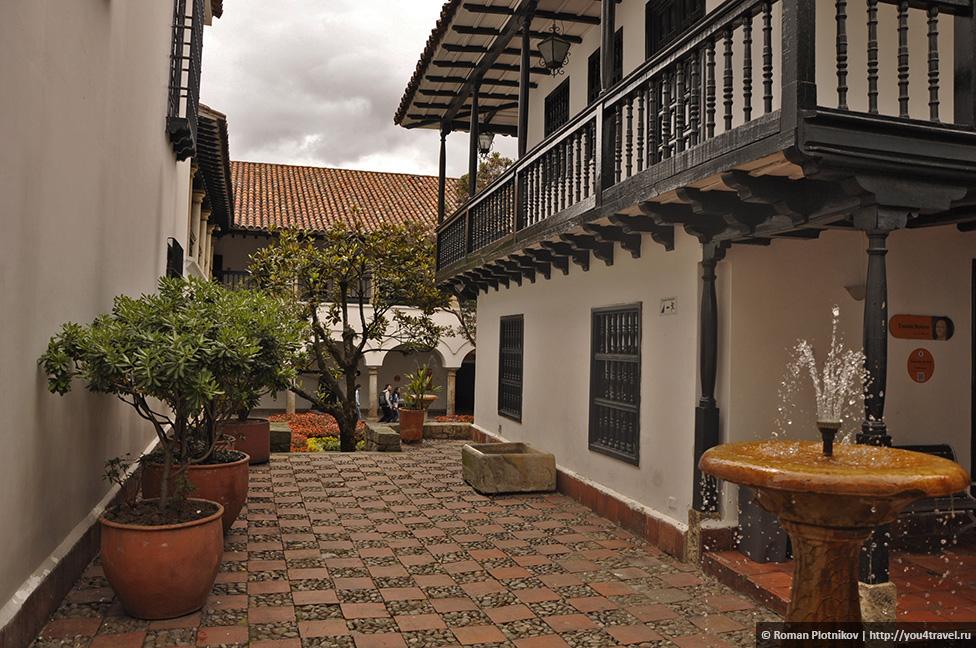 0 181a77 7fc36026 orig День 203 205. Самые роскошные музеи в Боготе – это Музей Золота, Музей Ботеро, Монетный двор и Музей Полиции (музейный weekend)