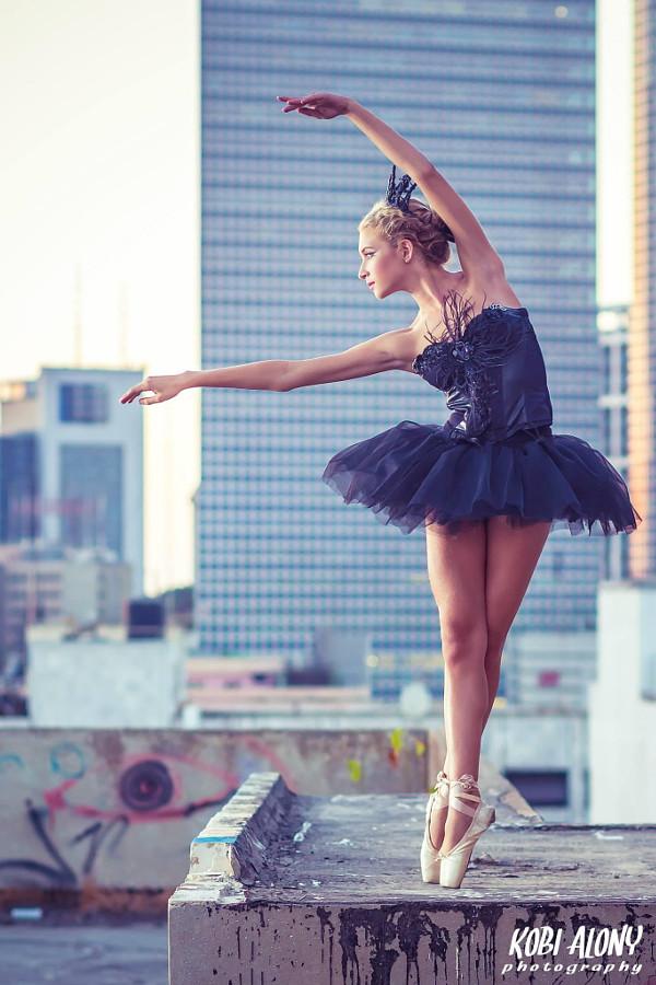 Гипнотизирующие снимки балерин в танце