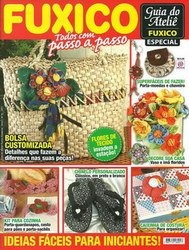 Журнал Guia do Atelie Fuxico Especial Ano 1 №1 2011