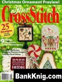Журнал Just Cross Stitch №7-8 2009