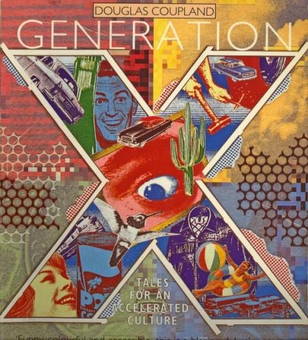 Аудиокнига Дуглас Коупленд - Поколение Х
