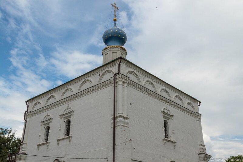 Спасо-Преображенский собор, Рязанский кремль